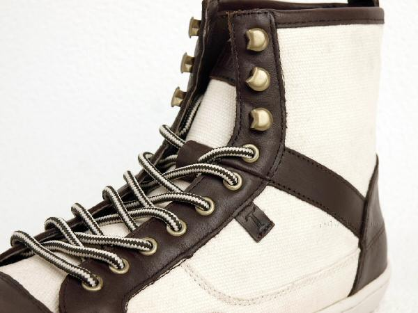 ティマイ TIMAI LINCHU DARK BROWN/OFF WHITE TIHUD003 02