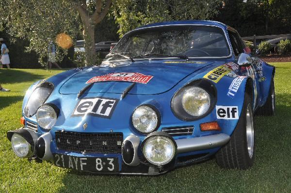Alpine A110 Berlinette イメージ